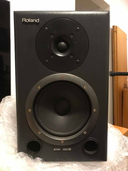 Monitores Roland Ds-90 + Cabos Mogami/anphenol