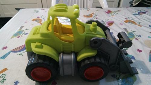 Tractor Con Pala Para Niño