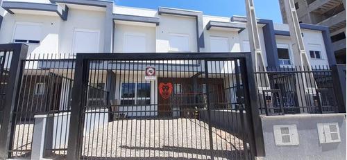 Sobrado Com 3 Dormitórios À Venda, 90 M² Por R$ 350.000,00 - Renascença - Gravataí/rs - So0446