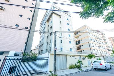 Apartamento 3 Quartos Na Aldeota (1 Suíte), Dce, Garagem