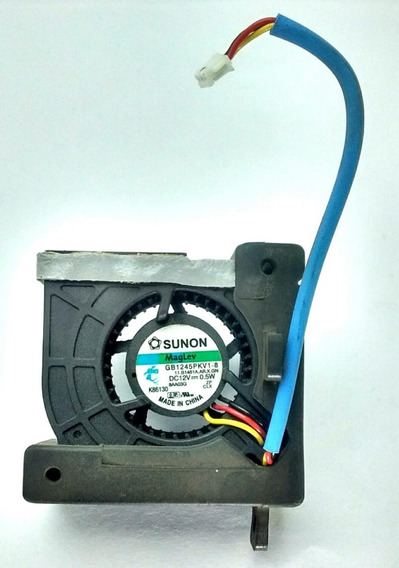 Cooler Fun Ventiladores Projetor Dell 1209s Produto Origina
