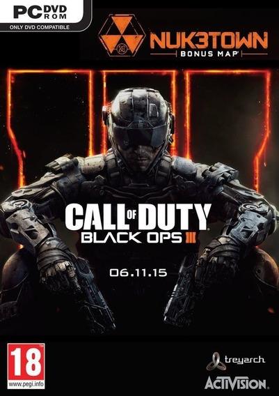 Call Of Duty 3 + Nuketown Br Pc - Steam Key (envio Flash)