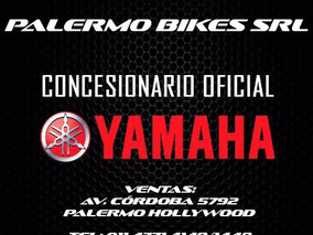 Yamaha Xtz 125 Color Negro Azul Blanco No Motomel No Jianshe