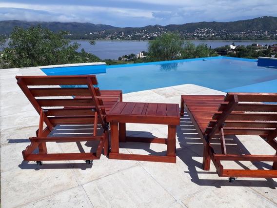 Casa Para 6 Personas Con Pileta En Carlos Paz-villa Del Lago