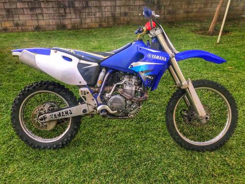 Yamaha Yz400f 99