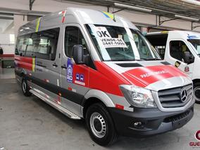 Mercedes Benz Sprinter 415 T.a. E.l. 18/19 Rio De Janeiro