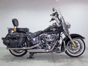 Harley-davidson Softail Heritage Classic 2013 Preta