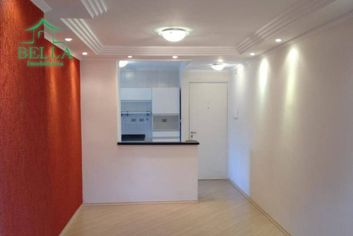 Apartamento Residencial À Venda, Vila Jaraguá, São Paulo. - Ap0380
