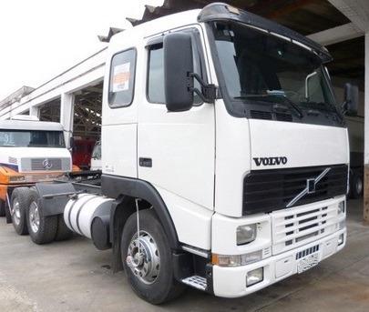 Volvo Fh420 - 6x4 - 2003 - T. Alto - R$125.000,00 (a Vista)