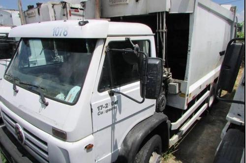 Imagem 1 de 7 de Caminhão Volkswagen 17.250 2011 6x2 - Compactador De Lixo