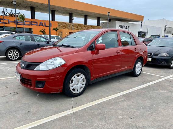 Nissan Tiida Muy Bonito Y Cuidado