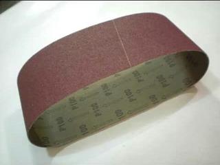 Lija De Banda 4x27 Grano 40 60 80 100 Lijador Super Formica