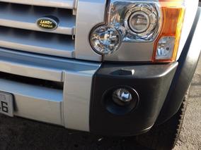Land Rover Discovery 3 Se Diesel,troco Por Carro Menor Valor