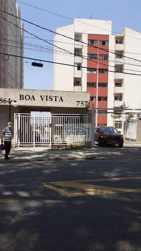 Imagem 1 de 17 de Apartamento 2 Dormitórios, Sala, Cozinha, Wc, Areá De Serviço E Vaga De Garagem! - Ap1045