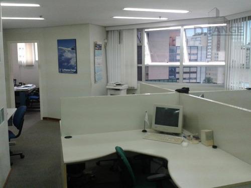 Imagem 1 de 12 de Sala À Venda, 90 M² Por R$ 350.000,00 - Centro - Campinas/sp - Sa1718