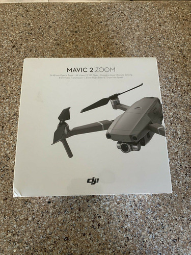 Dji Mavic Zoom Con Smart Controller