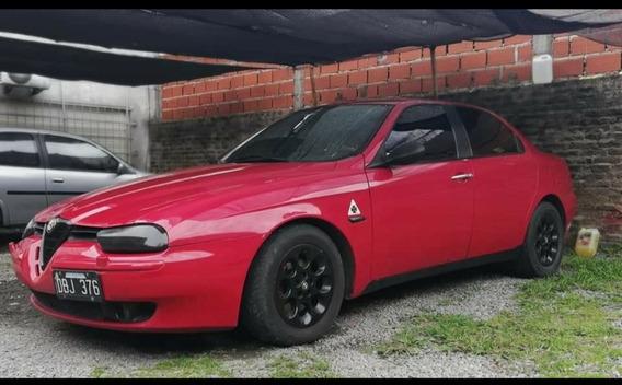 Alfa Romeo 156 1999 2.0 Ts Tc Cu