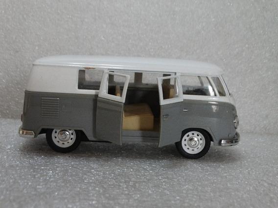 62 Volkswagen Classical Bus Kombi Sunnyside 1:32 Loose