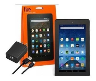 Tablet 7 Amazon Kindle Fire Quadcore 1.3ghz 1gb 16gb Wifi