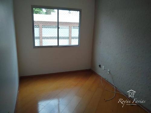 Apartamento Com 2 Dormitórios À Venda, 55 M² Por R$ 320.000,00 - Jaguaré - São Paulo/sp - Ap4739