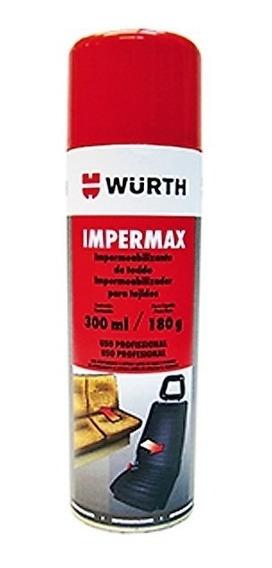 Impermax Impermeabilizante Para Tecidos Wurth Poltronas