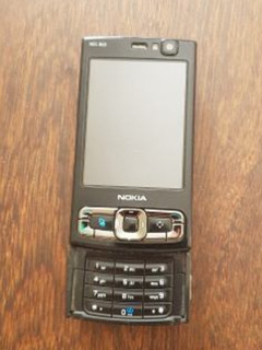Celular Nokia N95 Preto 8gb