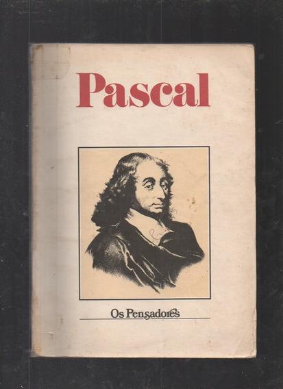 Livro Os Pensadores: Pascal