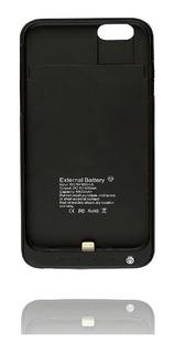 Bateria Externa Capa Case iPhone 6s 7s 8s Carregador 3200mah