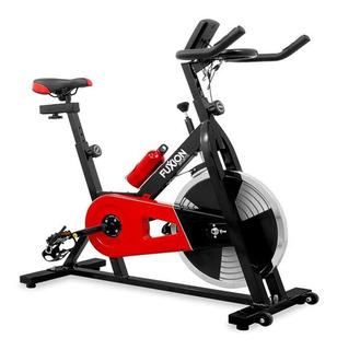 Bicicleta Spinning 10 Kg Fija Fuxion Sports Hogar Cardio