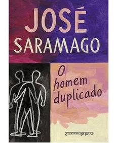 Livro O Home Duplicado José Saramago Frete Grátis