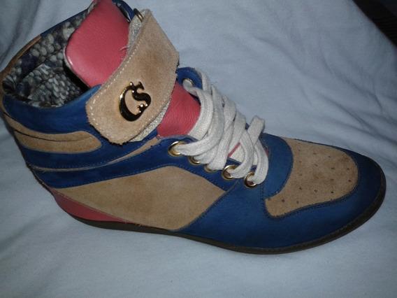 Sneaker Carmem Steffens