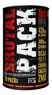 Brutal Animal Pack 30 Packs - Red Series