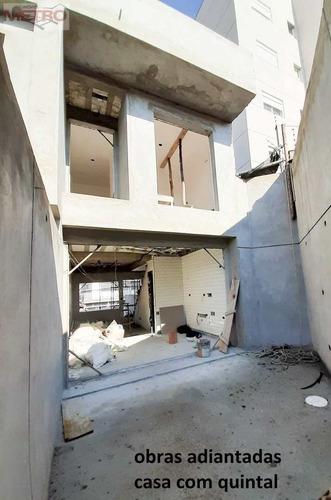 Imagem 1 de 23 de Sobrado Com 3 Dorms, Jardim Prudência, São Paulo - R$ 570 Mil, Cod: 91173 - V91173