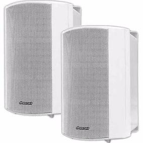 Caixa Acústica Som Ambiente Oneal Ob-215-160wrms-par Branca