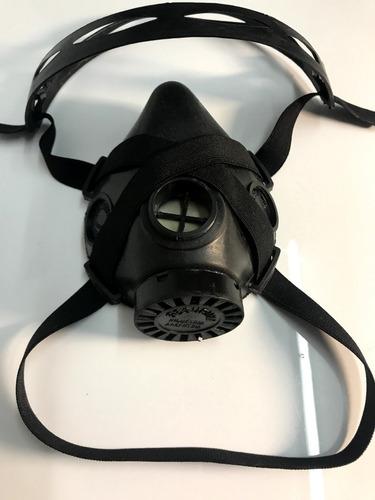 Imagen 1 de 5 de Kit Semimascara Mono Filtro Para Polvos