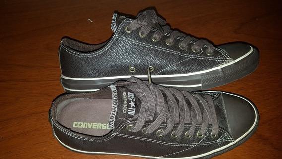 Zapatos Converse De Cuero Originales Para Caballero