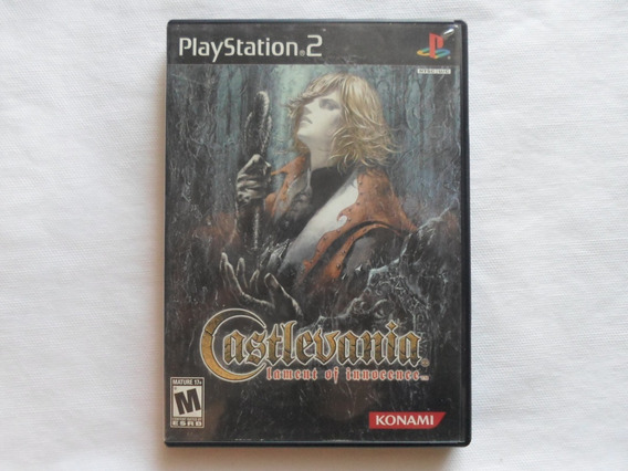 Castlevania Lament Of Innocence Original Americano Ps2