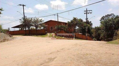 Imagem 1 de 7 de Chácara À Venda, 2000 M² Por R$ 750.000,00 - Estância Aralú - Santa Isabel/sp - Ch0059