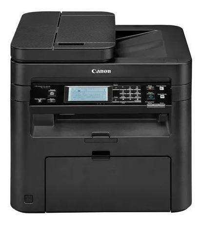 Impresora Multifuncional Laser Canon Mf236n Escaner