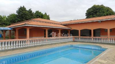 Chácara Residencial À Venda, Éden, Sorocaba. - Ch0016