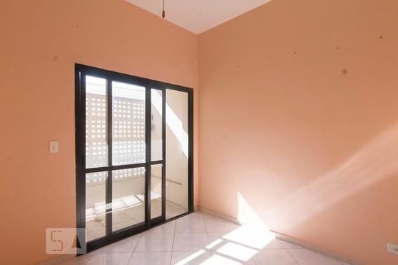 Apartamento No 3º Andar Com 2 Dormitórios E 1 Garagem - Id: 892983513 - 283513
