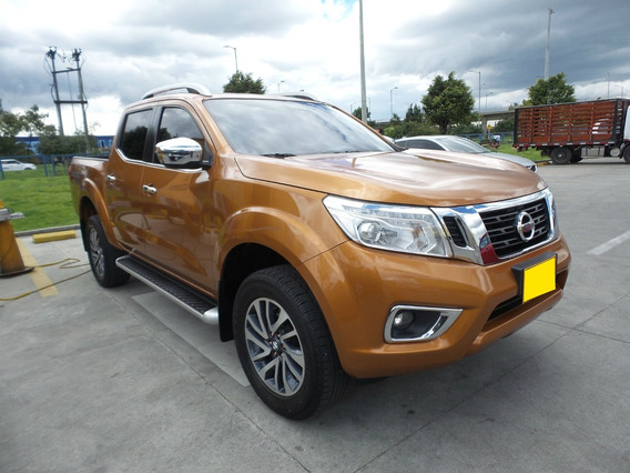 Nissan Frontier Np300 At 2500cc 4x4