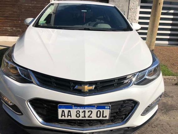 Chevrolet Cruze Ii 1.4 Ltzplusat153cv Transferencia Incluida