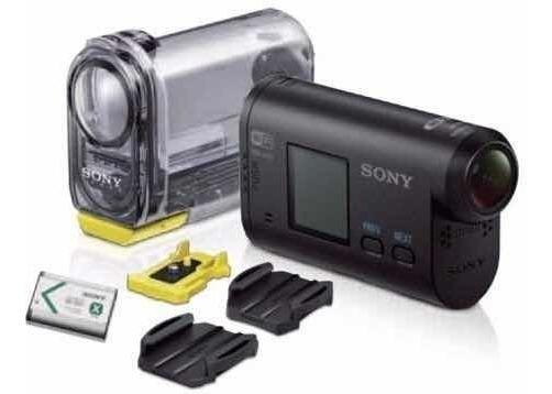 Sony Action As-10 Hdr Cam Sport Sony Semi-nova Full Hd