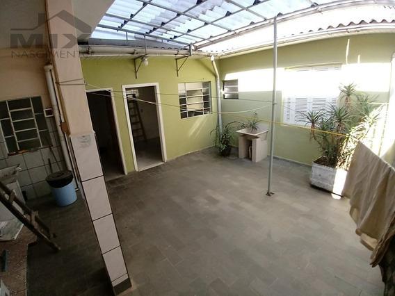Casa Para Venda, 2 Dormitórios, Vila Flórida - São Bernardo Do Campo - 2138