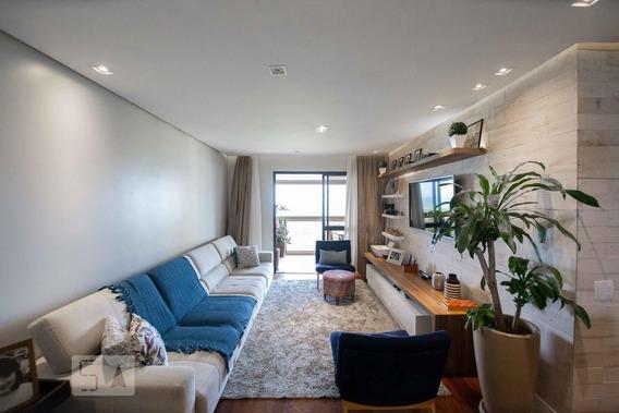 Apartamento No 16º Andar Com 4 Dormitórios E 2 Garagens - Id: 892983663 - 283663