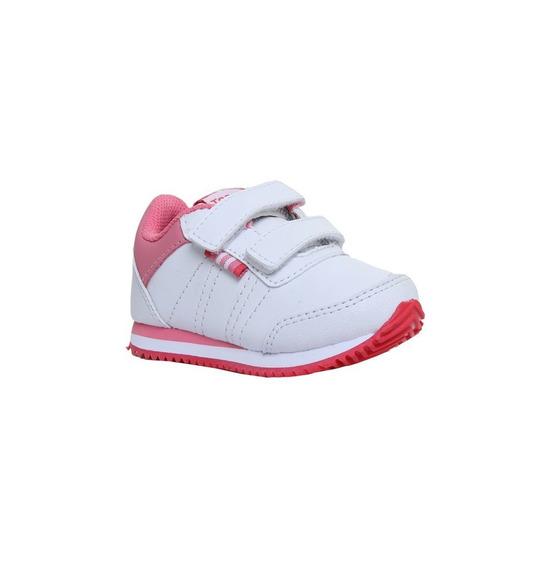 Zapatillas Topper De Bebé Para Niñas Theo Bb Con Abrojo Rosa