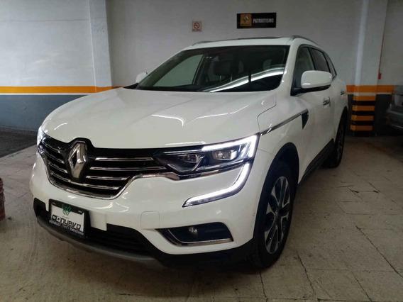 Renault Koleos 2018 5p Iconic L4/2.5 Aut