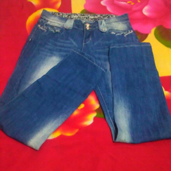 Pantalon Blue Jean Dama Talla 11-12