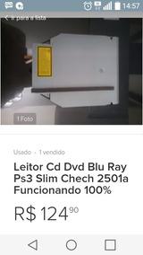 Unidade Blu Ray Fucionando 100%